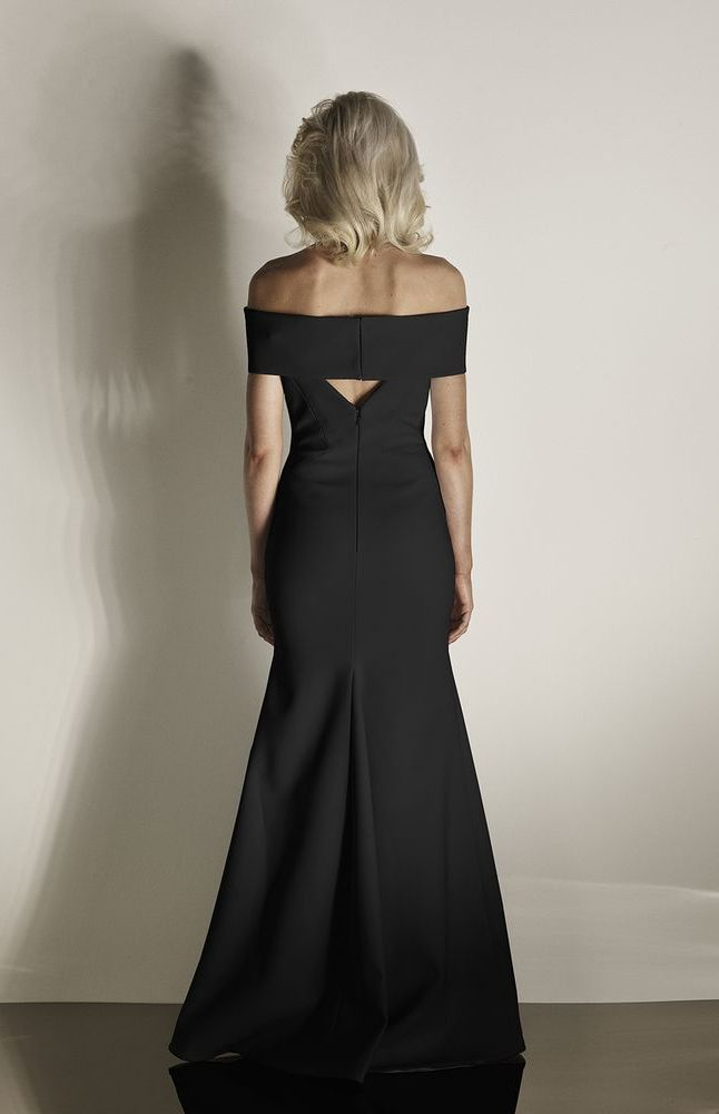 Hadley Gown Back
